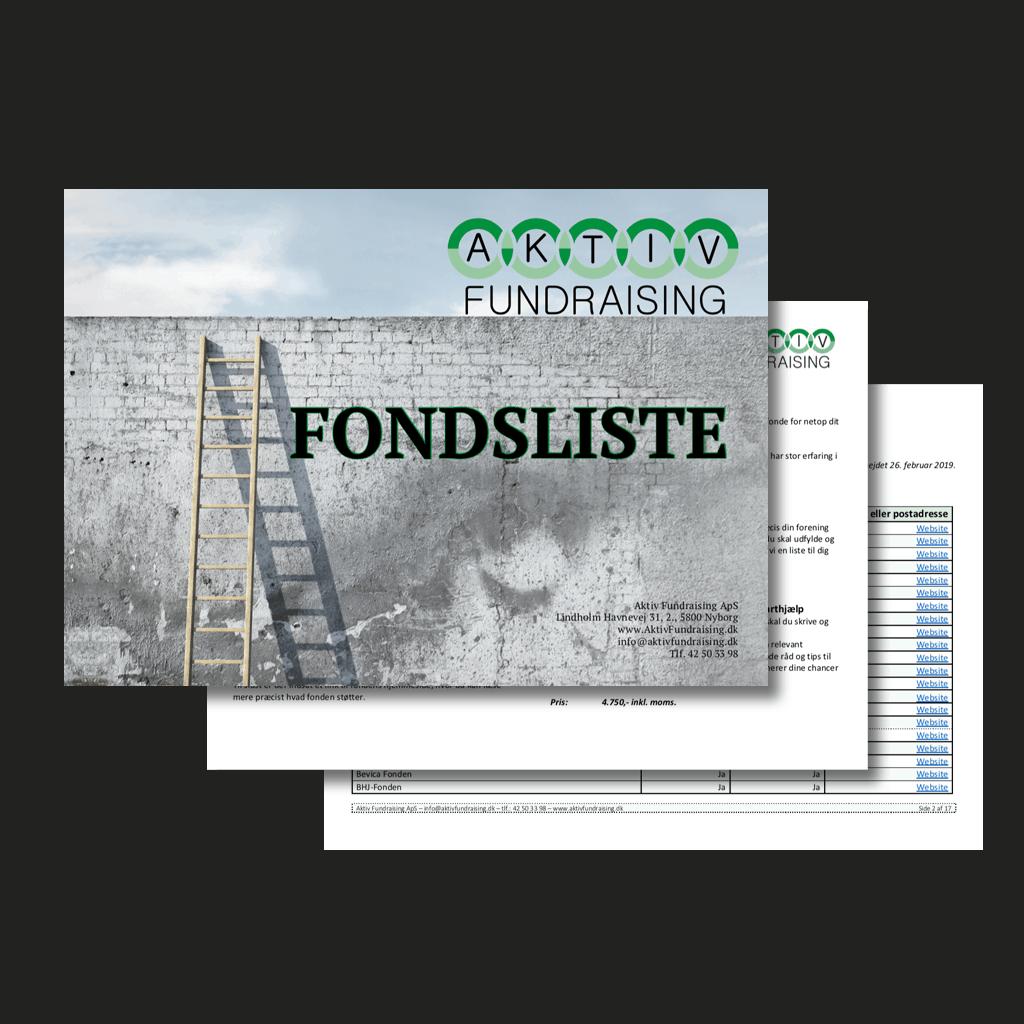 Fondliste Preview