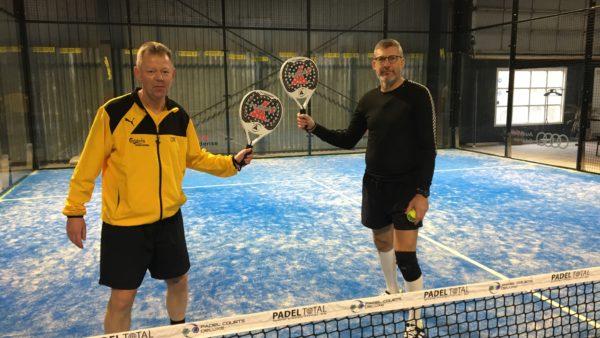Ullerslev Tennisklub fik hjælp til søge fonde
